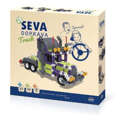 Seva Stavebnice Doprava - Truck
