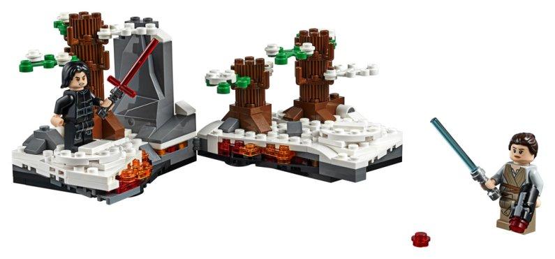 LEGO Star Wars 75236 - Duel na základně Hvězdovrah