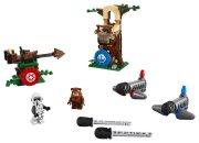 LEGO Star Wars 75238 - Napadení na planetě Endor