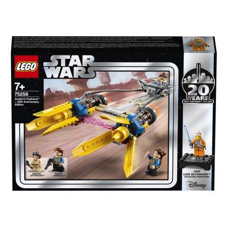LEGO Star Wars 75258 - Anakinův kluzák – edice k 20. výročí