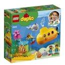 LEGO Duplo 10910 - Dobrodružství v ponorce