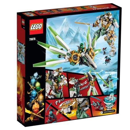 LEGO Ninjago Lloydův 70676 - Lloydův titanový robot