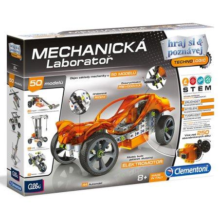 HM STUDIO Mechanická Laboratoř
