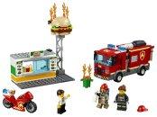 LEGO City 60214 - Záchrana burgrárny