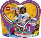 LEGO Friends 41384 - Andrea a letní srdcová krabička