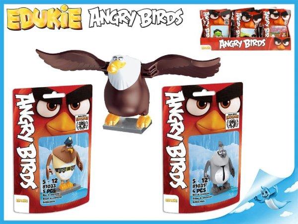 Edukie stavebnice - Angry Birds