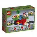 LEGO Minecraft 21153 - Ovčí farma