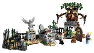 LEGO Hidden Side 70420 - Záhada na hřbitově