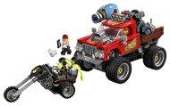LEGO Hidden Side 70421 - El Fuegův náklaďák