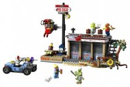 LEGO Hidden Side 70422 - Útok na stánek s krevetami