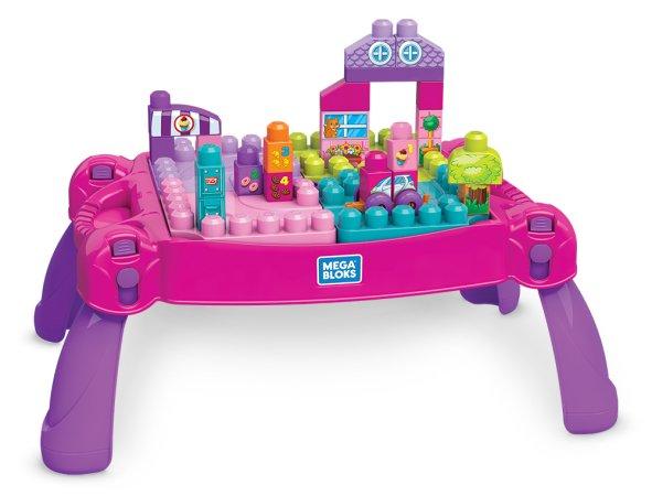 Mattel Mega Bloks - Pracovna malé stavitelky