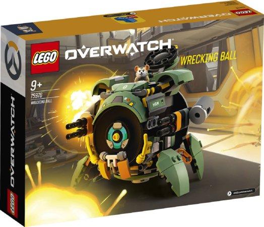 LEGO Overwatch 75976 - Demoliční koule