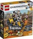LEGO Overwatch 75977 - Junkrat a Roadhog