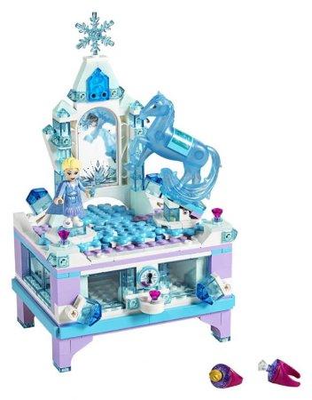 LEGO Disney 41168 - Elsina kouzelná šperkovnice