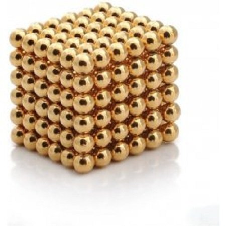 Rebelie Neocube 5 mm Exclusive - zlatý