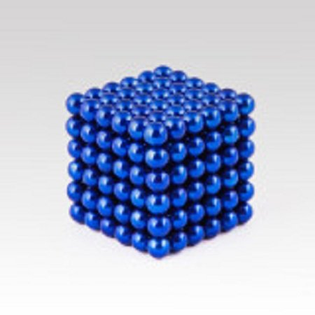 Rebelie Neocube 5 mm Exclusive - modrý