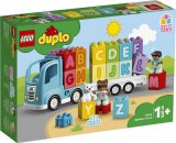 LEGO Duplo 10915 - Náklaďák s abecedou