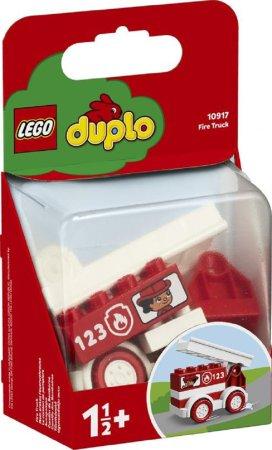 LEGO Duplo 10917 - Hasičské autíčko