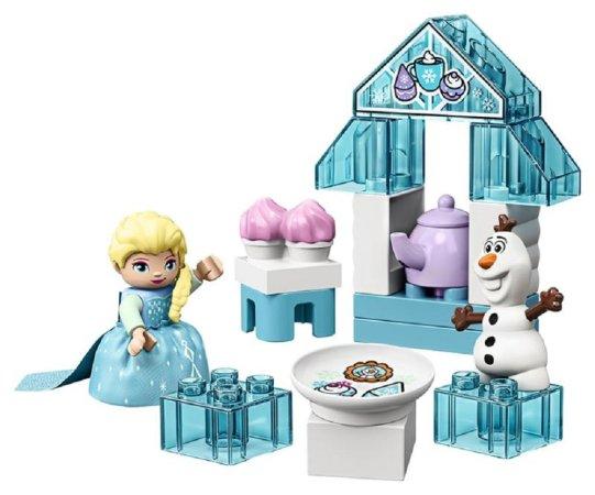 LEGO Duplo 10920 - Čajový dýchánek Elsy a Olafa