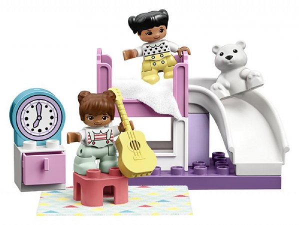 LEGO Duplo 10926 - Pokojíček na spaní