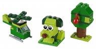 LEGO Classic 11007 - Zelené kreativní kostičky