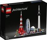 LEGO Architecture 21051 - Tokio