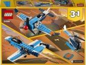 LEGO Creator 31099 - Vrtulové letadlo 3v1