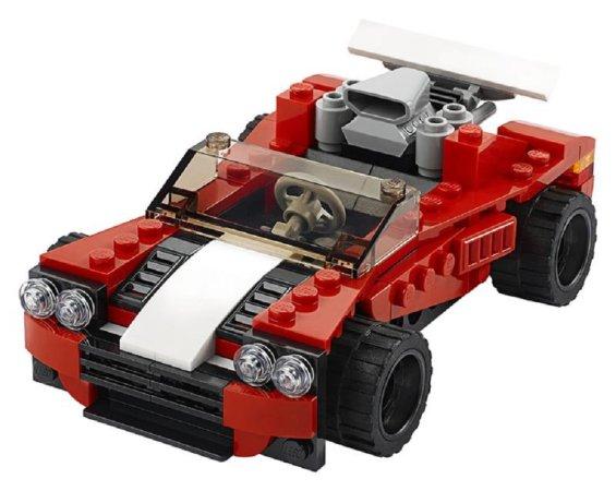 LEGO Creator 31100 - Sporťák 3v1
