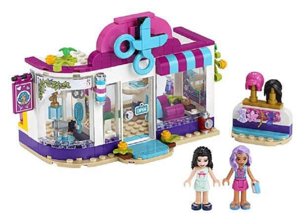 LEGO Friends 41391 - Kadeřnictví v městečku Heartlake