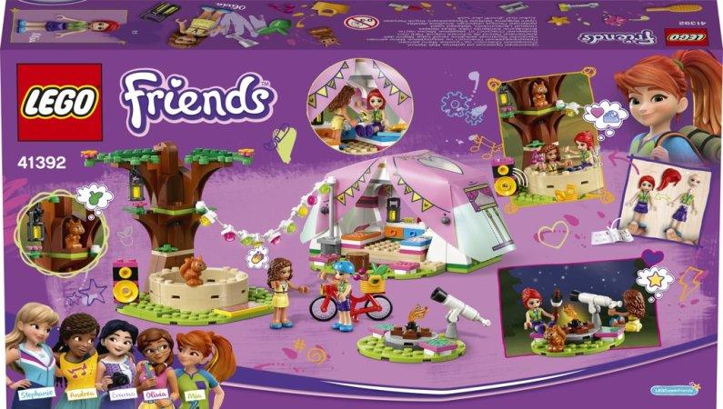 LEGO Friends 41392 - Luxusní kempování v přírodě