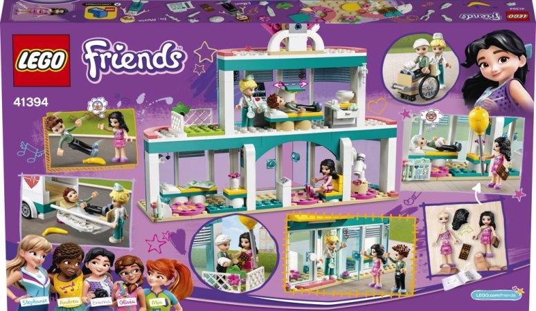 LEGO Friends 41394 - Nemocnice městečka Heartlake