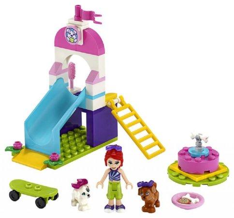 LEGO Friends 41396 - Hřiště pro štěňátka