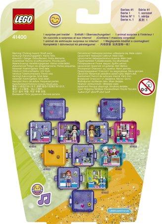 LEGO Friends 41400 - Herní boxík: Andrea