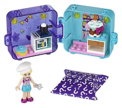 LEGO Friends 41401 - Herní boxík: Stephanie