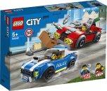 LEGO City 60242 - Policejní honička na dálnici