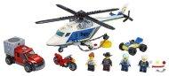 LEGO City 60243 - Pronásledování s policejní helikoptérou