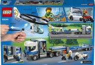 LEGO City 60244 - Přeprava policejního vrtulníku
