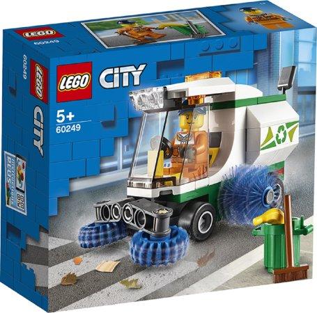 LEGO City 60249 - Čistící vůz