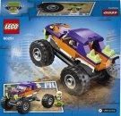 LEGO City 60251 - Monster truck