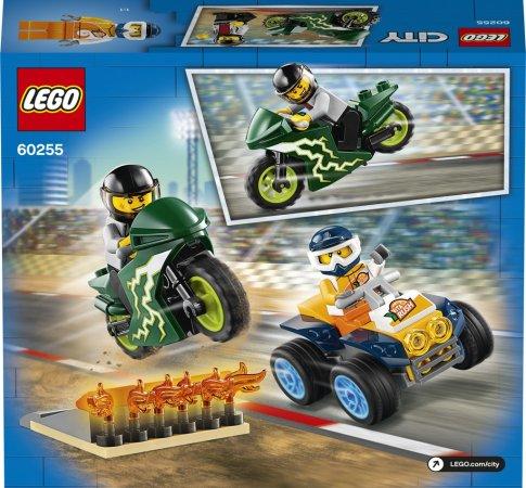 LEGO City 60255 - Tým kaskadérů