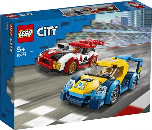 LEGO City 60256 - Závodní auta
