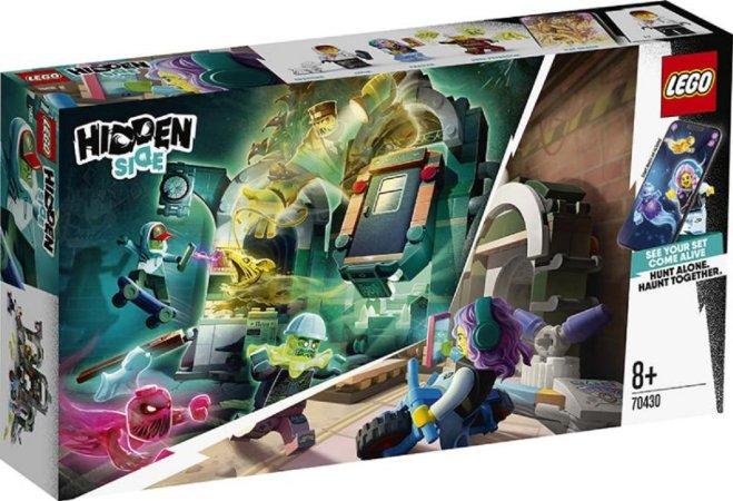 LEGO Hidden Side 70430 - Metro v městečku Newbury