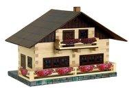 Walachia Stavebnice Walachia - Alpský dům