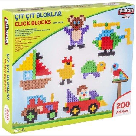 Pilsan Stavebnice Click Blocks
