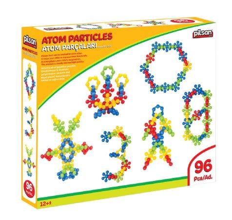 Pilsan Stavebnice Atomy