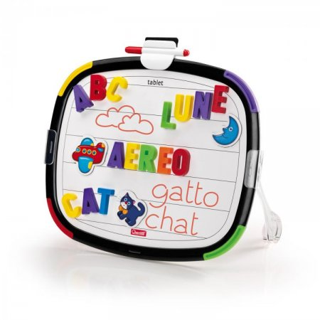 Quercetti Tablet Magnetico Letters - 65 dílků