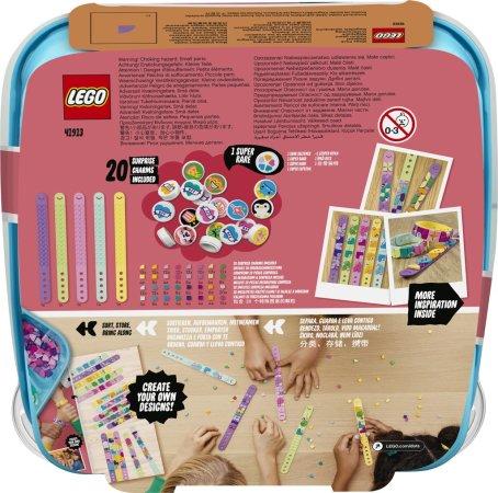 LEGO DOTS 41913 - Mega balení náramků