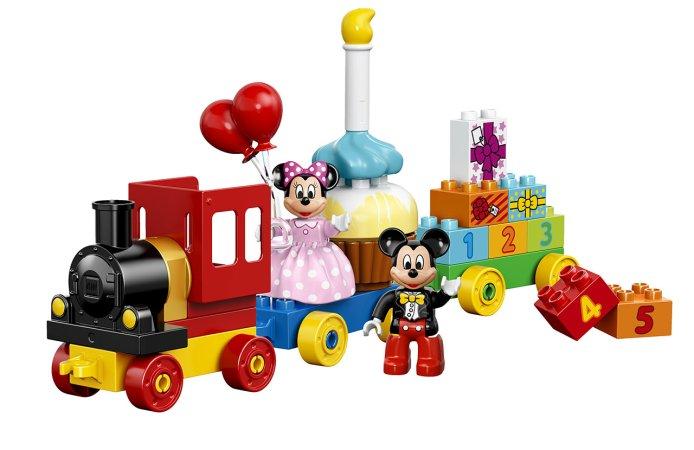 LEGO Duplo 10597 - Přehlídka k narozeninám Mickeyho a Minnie