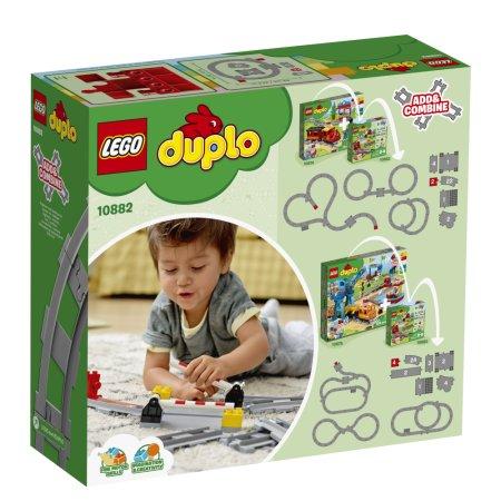 LEGO Duplo 10882 - Koleje