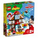LEGO Duplo 10889 - Mickeyho prázdninový dům